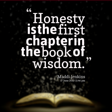 Honesty-Is-The-Chapterin-The-Book-of-Wisdom